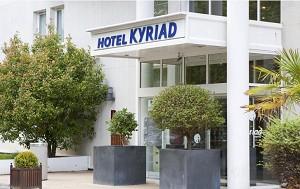 Kyriad Roissy Villepinte - Centro de Exposiciones - seminario Villepinte