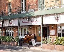 Brasserie les Beaux Arts - Außenansicht