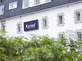 Kyriad Vannes Centre - Hotel Vannes con estacionamiento