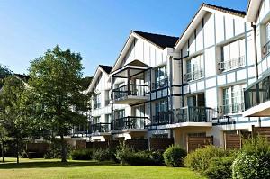 Hotel du Parc - Najeti - seminar hotel hardelot
