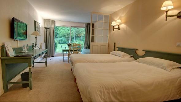 Park Hotel - najeti - charming room