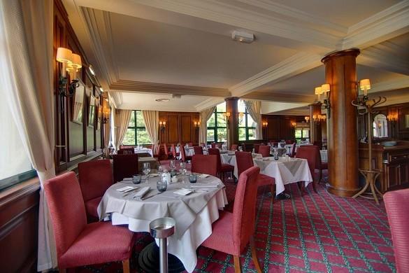 Park Hotel - najeti - restaurant