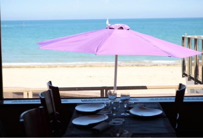 Hotel restaurant la rancaillere - on the terrace