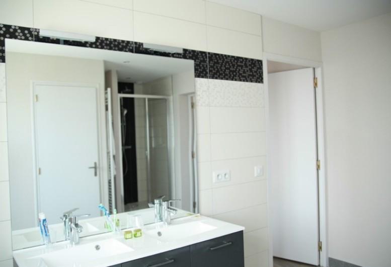 Hotelrestaurant La Rancaillere - Badezimmer
