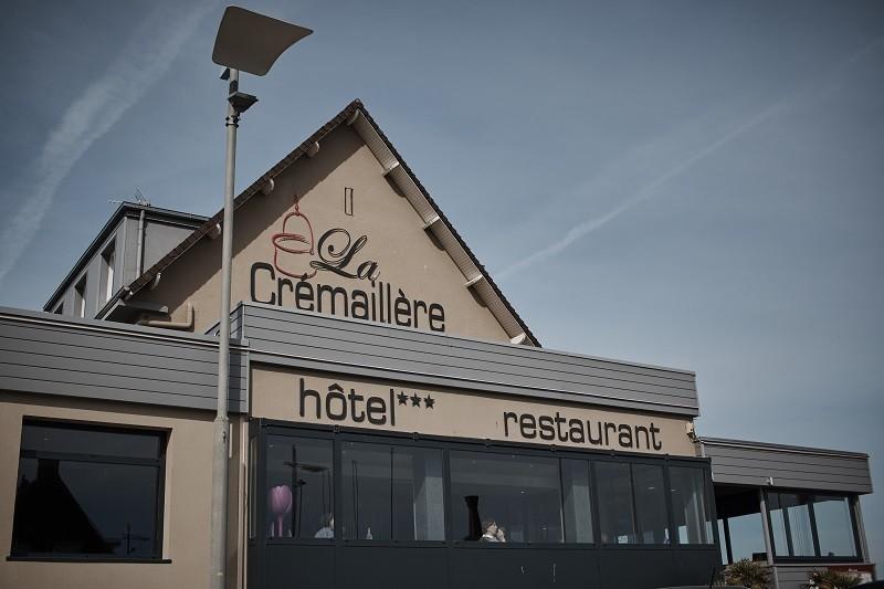 Hotelrestaurant La Rancaillere - draußen