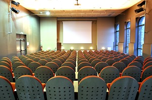 La Chartreuse Du Val Saint -Esprit - Sala de conferencias
