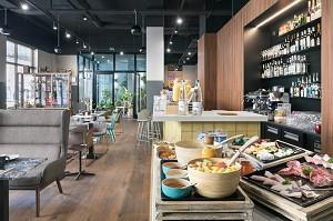 Breakfast hotel kaijoo by happyculture