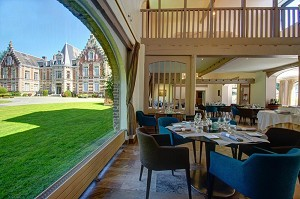 Hotel Château Tilques - Najeti - Restaurant