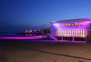 Casino Barrière Royan - Casino Exterior