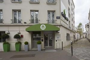 Campanile Paris - Maine Montparnasse - Frente