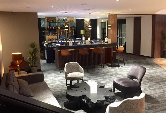 Sicheres Hotel bei Best Western Arras North Bar