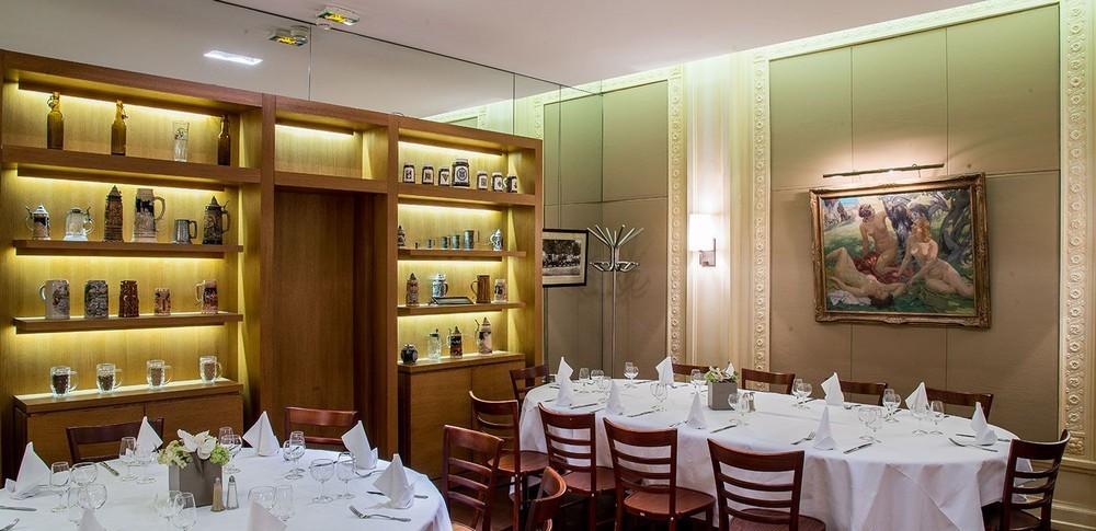 Brasserie georges salle s minaire lyon 69 for Salon restauration lyon