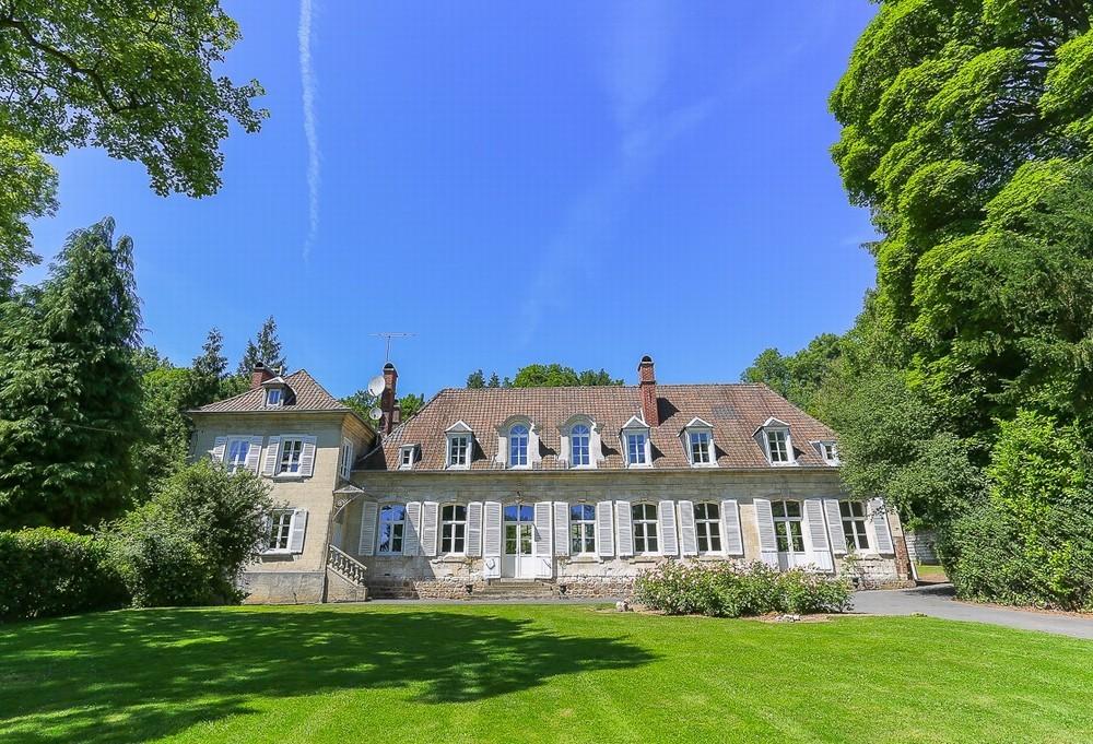 Château de naours - prestigious place