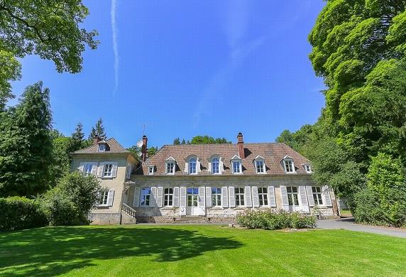 Château de naours - lugar de prestigio