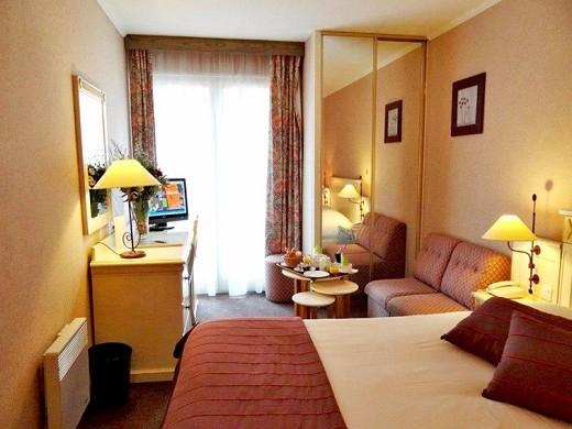 Das trophee by m hotel und spa - room