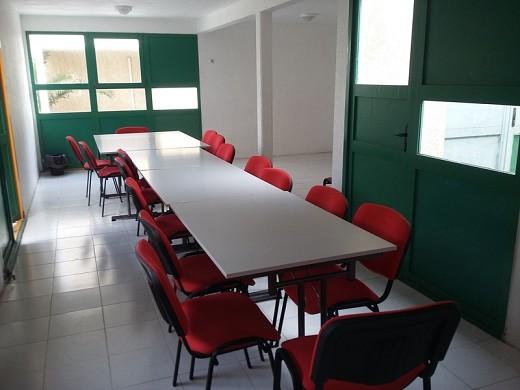 VVF aldeas las puertas del roussillon - el barcarès - sala de reuniones