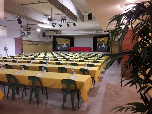 Vvf Villages Les Portes Du Roussillon Le Barcares Salle Seminaire Perpignan 66