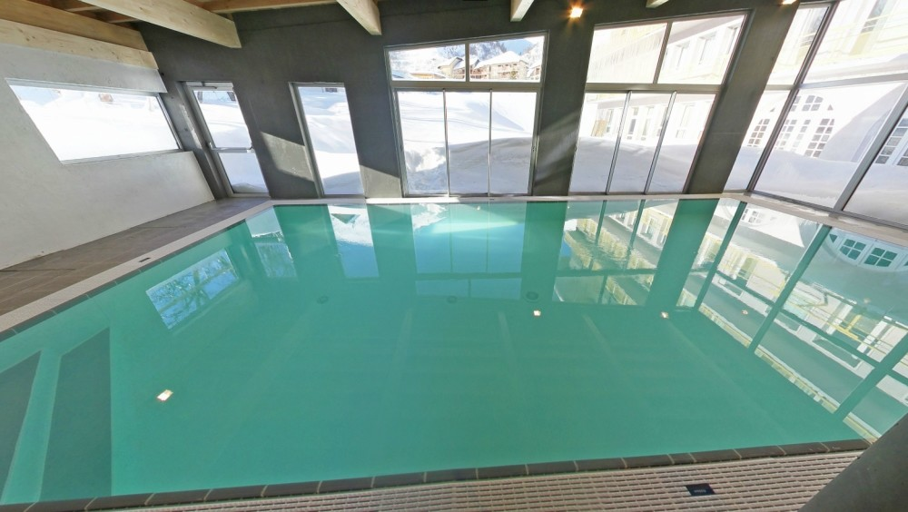 Neaclub la pulka salle s minaire val d 39 is re 73 for Piscine val d isere