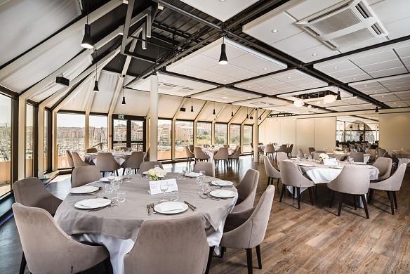 Circle Mess Marseille - Fort Ganteaume - Restaurant