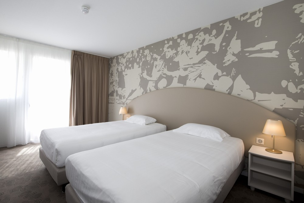 National Rugby Centre - residence room xvf 3 * / 4 *