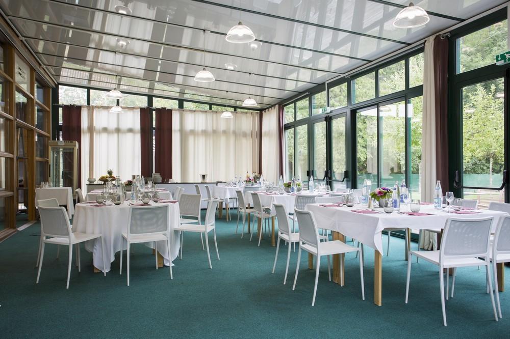 National rugby center - restaurant xvf