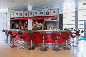 Bar della residenza xvf