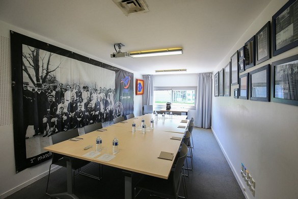 National Rugby Center - breakout room