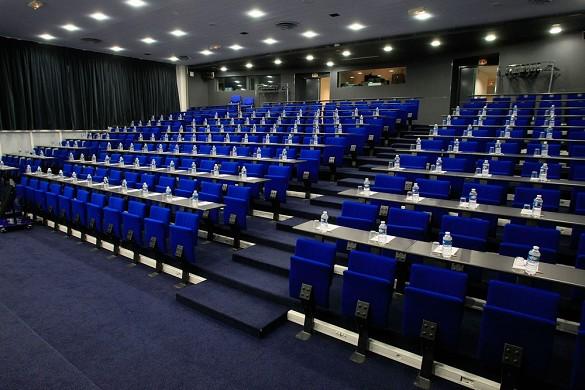 National Rugby Center - auditorium