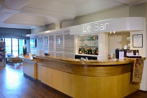 Hotel de playa / bar