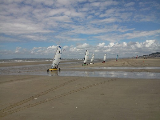 Sowell hotels le beach - beach hotel / sand yachting activity 2