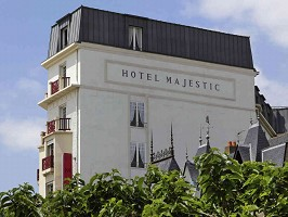 Mercure La Baule - Majestic - Fachada del hotel