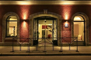 Best Western Hôtel Kregenn - Fassade