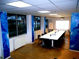 Espace360 - sala de formación