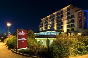 Seminarraum: Hotel Spa Casino -