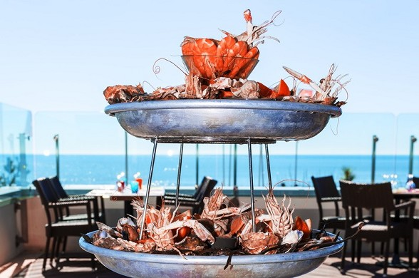 Casino spa hotel - seafood