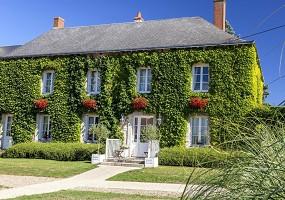 Sala de seminarios: Restaurante del hotel Le Fleuray -