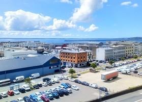 Port Business Center - Außenansicht