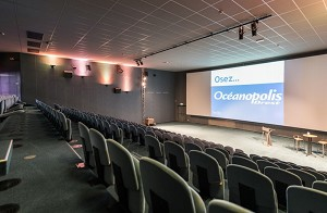 Océanopolis - Auditorio Marion Dufresne