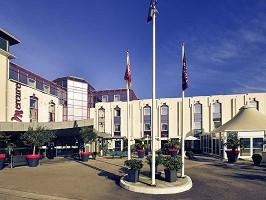Sala de seminarios: Mercure Rouen Champ de Mars -