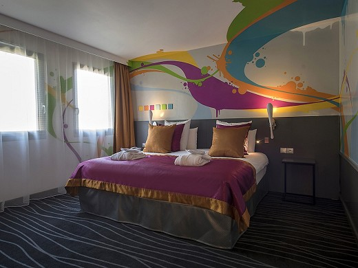 Mercure rouen champ de mars - accommodation