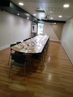 Nina simone seminar room