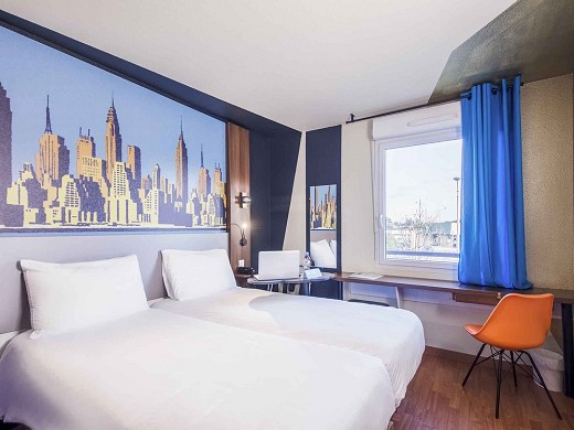 Ibis styles toulouse airport - double room