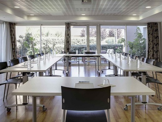 Ibis styles toulouse airport - salle séminaire combi