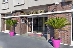 Hotel de Champagne - Hotel Home