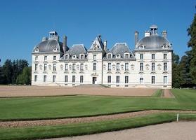 Château de Cheverny - fora do castelo