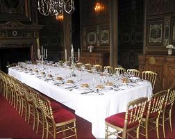 Sala da pranzo - Castello di Cheverny