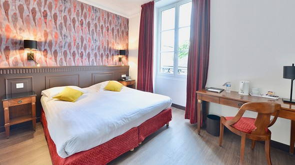 Best western hôtel angleterre bourges - chambre