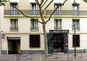 Best Western Select Hotel - L'esterno dell'hotel