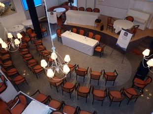 O Gollandieres Hotel - Sala de seminário