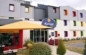 Kyriad Rennes Sud Chantepie - seminario estrellas 3